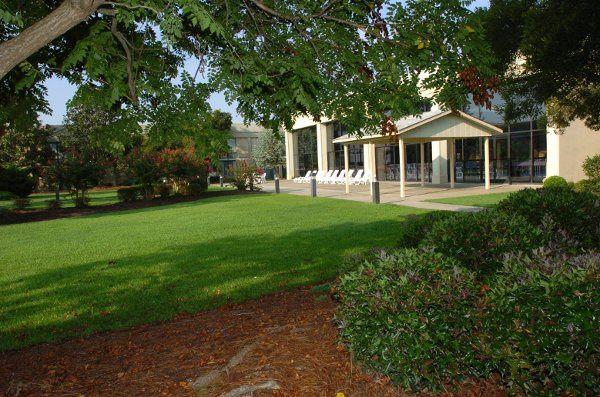 Center Courtyard,Outside Weddings