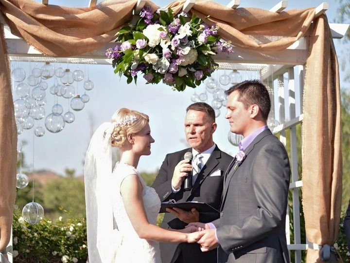 Tmx 1476256095346 Swanson2 Temecula, CA wedding officiant