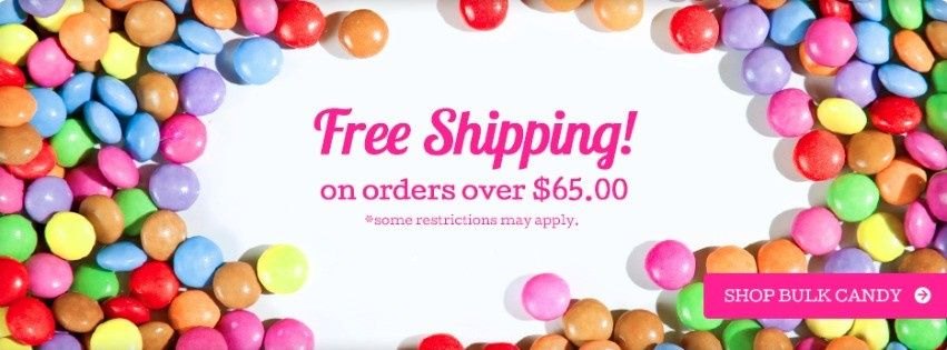 Free Shipping on orders over $65 to the continental United States!