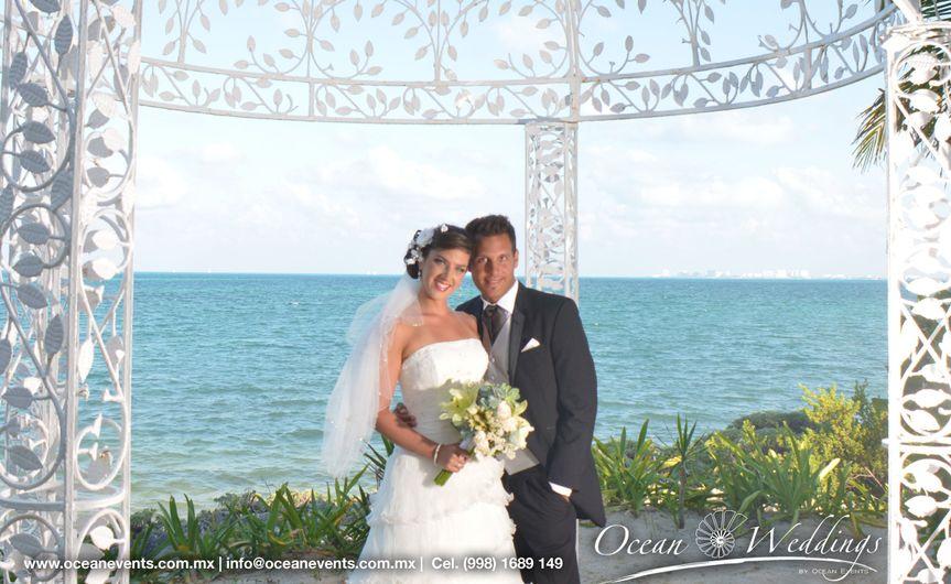 ocean events boda playa cancun