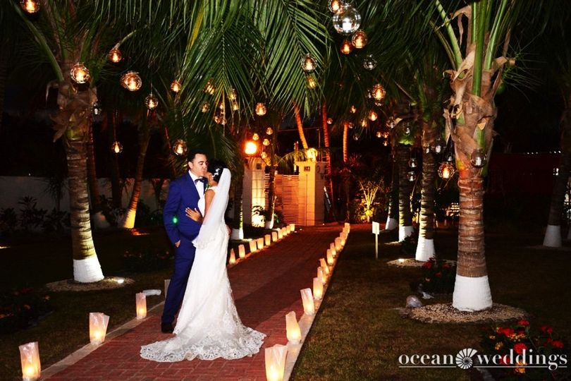 entrada ocean weddings