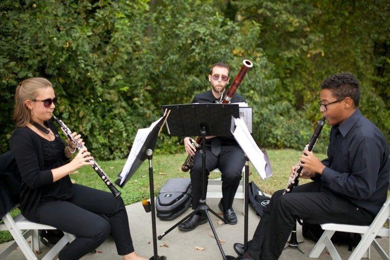 capitalreeds outdoor wedding
