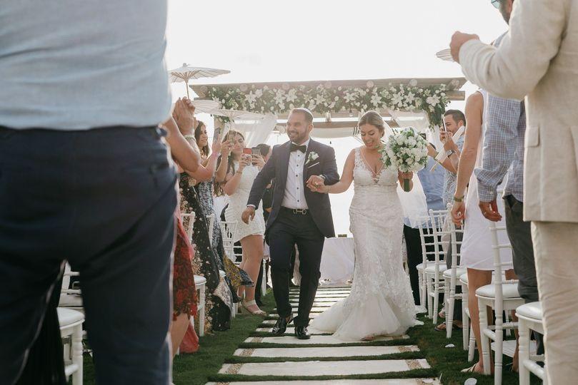 Destination wedding pv