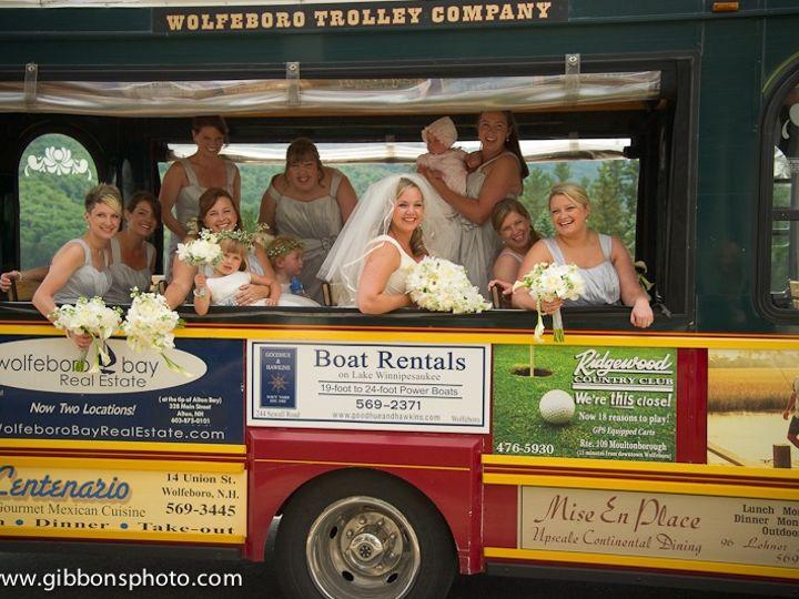 Tmx Ladies Gibbons 3 51 418530 157911316537074 Wolfeboro, NH wedding transportation