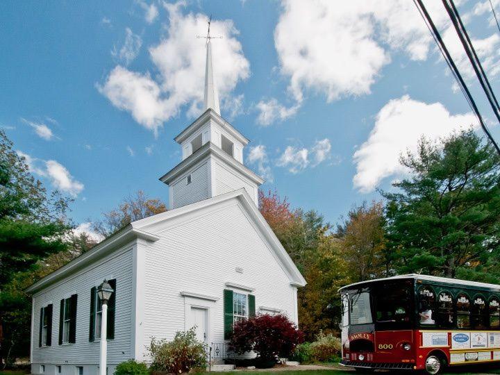 Tmx Mirrro Lake Church 6 51 418530 157911322256798 Wolfeboro, NH wedding transportation