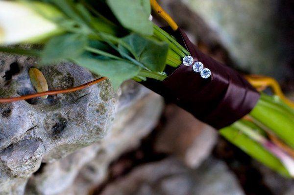 Bridal Bouquet Detail photo by DCM Photography