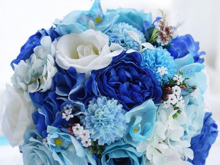 Tmx Blue Wedding Bouquet 51 78530 160105040252733 East Orange, NJ wedding planner