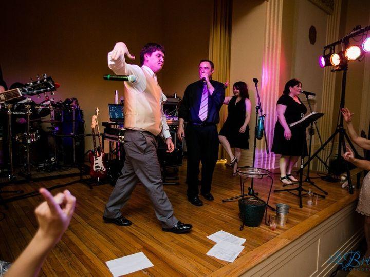 Tmx Pink Kadillac Wedding 3 51 378530 1569592692 Bennington, NE wedding band