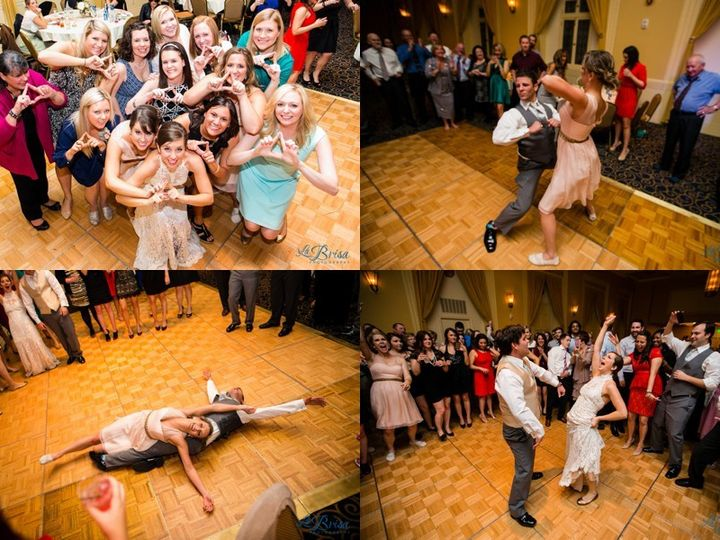 Tmx Pink Kadillac Wedding 4 51 378530 1569592692 Bennington, NE wedding band