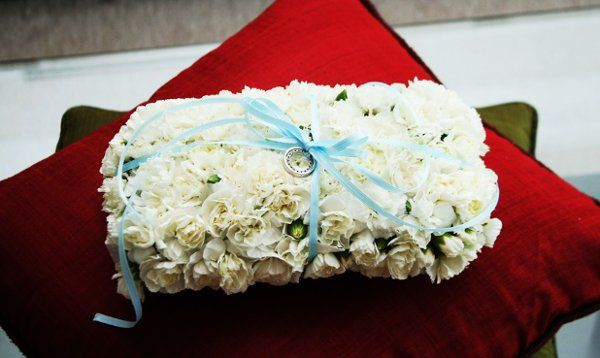 Tmx 1220478082270 FlowerRingPillow Lewisville wedding florist