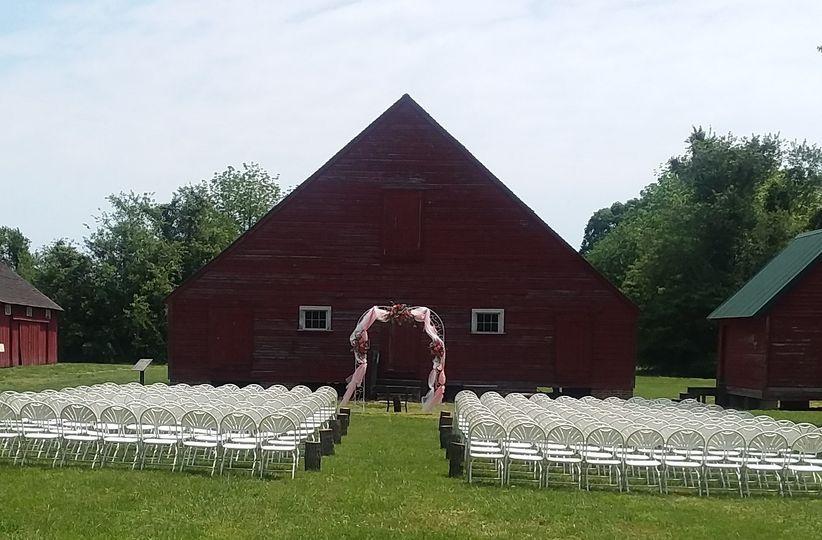 Granary Wedding Site