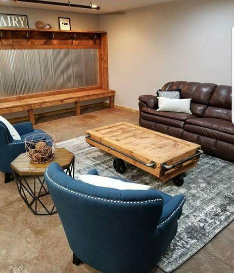 Updated Groom Suite