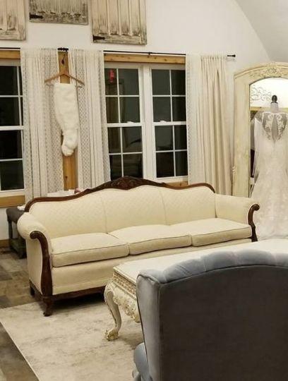 Updated Bridal Suite
