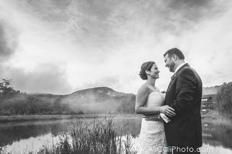 Green Mountains Wedding