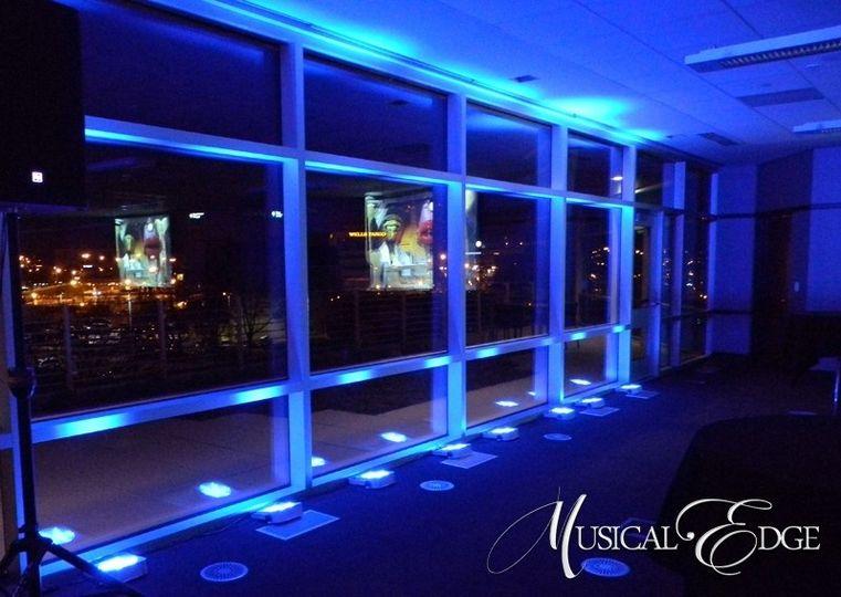 event lighting 605