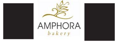 amphora bakery logo banner