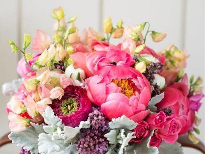 Tmx 1501199345431 Garden Bridal Bouquet Tillamook wedding florist