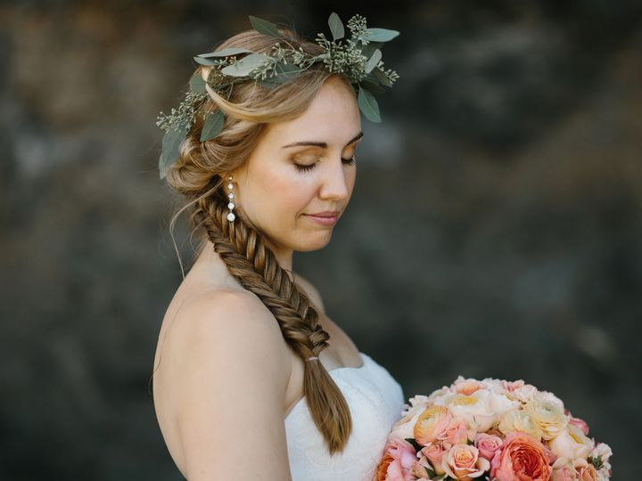 Tmx 1501199384417 Oregon Coast Wedding 105 Tillamook wedding florist