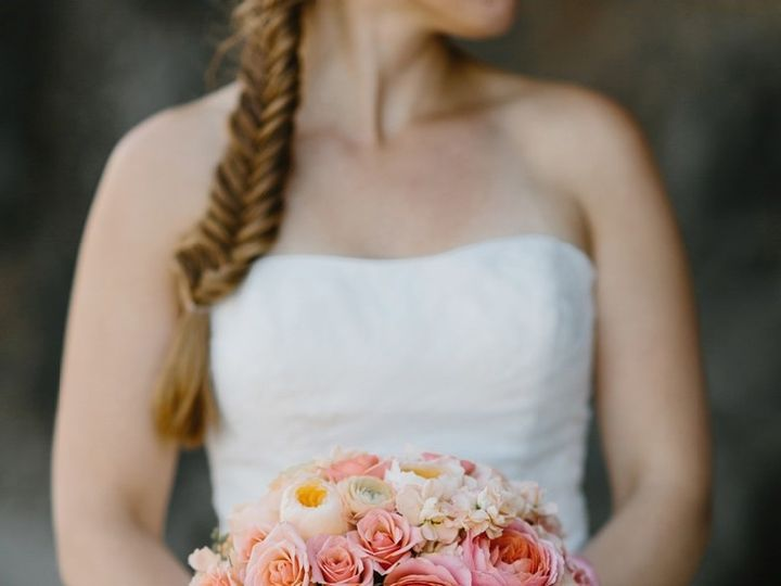 Tmx 1501199392642 Oregon Coast Wedding 109 1 Tillamook wedding florist