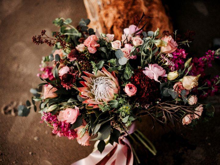 Tmx Horizonalberrytonebridalbouquetcannonbeachoregon 103 51 150630 Tillamook wedding florist