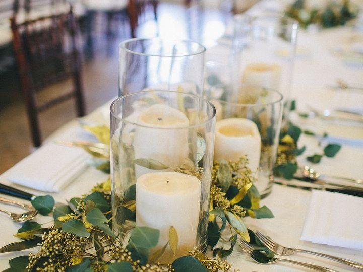 Tmx Silvar Dollar Eucaliptus On Table 51 150630 Tillamook wedding florist