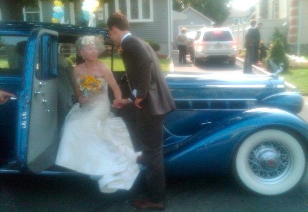 Tmx 1456883005723 Blue Packard Polish Juliustown wedding transportation