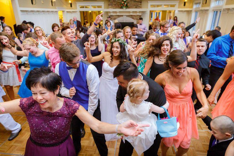d412576a8ed53f44 Bride Guest Dancefloor