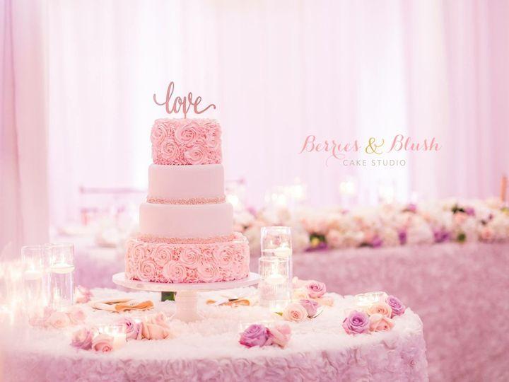 Tmx 1460424830280 2016 01 13 22.57.50 Corona Del Mar wedding cake