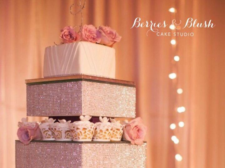 Tmx 1460424925668 2016 03 10 20.43.01 Corona Del Mar wedding cake