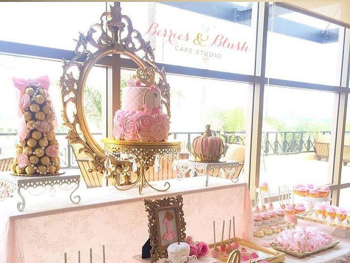 Tmx 1460425581213 2016 03 08 19.15.26 Corona Del Mar wedding cake