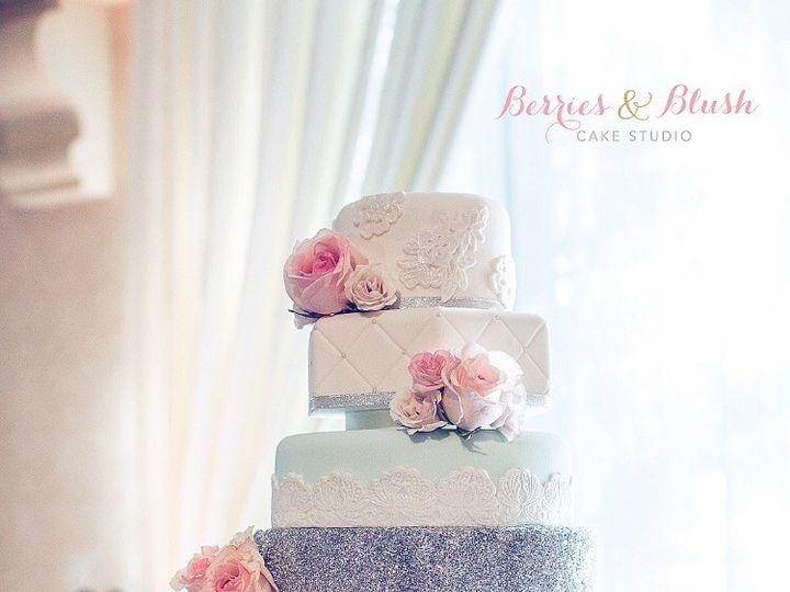 Tmx 1468203025398 Image Corona Del Mar wedding cake