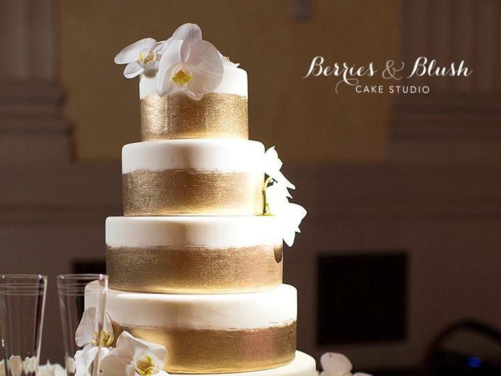 Tmx 1468203199526 Image Corona Del Mar wedding cake