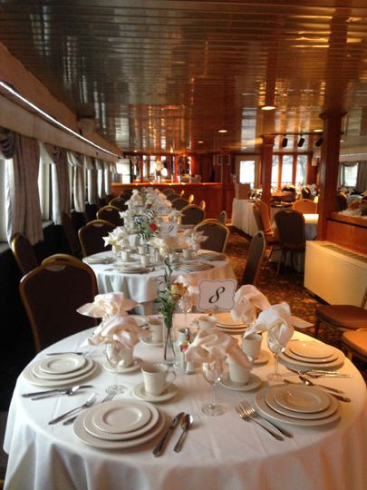 Main dining deck
