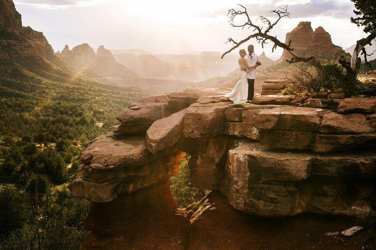 By Sedona Wedding Photography