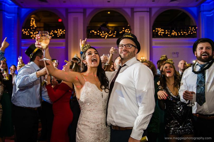 Patricia & Matthew's Wedding