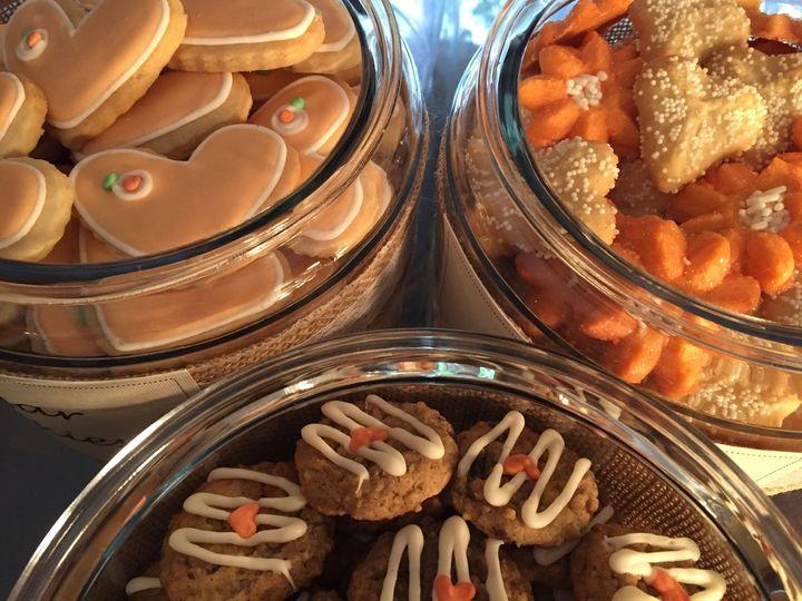 Heavenly Cookie Jar Dessert Table Buffets