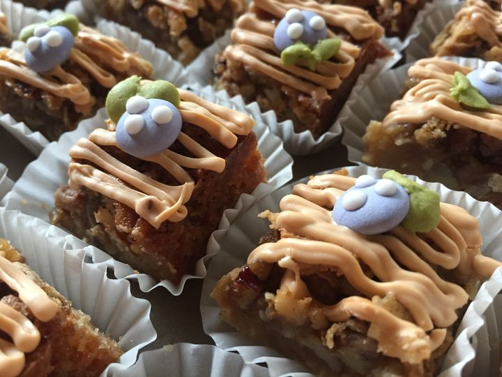Pecan Bar Cookies