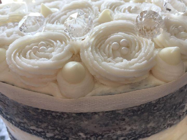 Tmx 1534189050 7d05d76b4071fcd3 1534189048 B392601c3a1dcb96 1534189045320 7 Chocolate Cake Top Colgate wedding cake