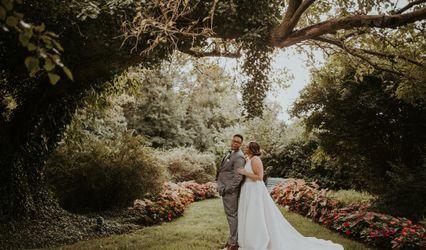 The wedding of Dalia and Tom
