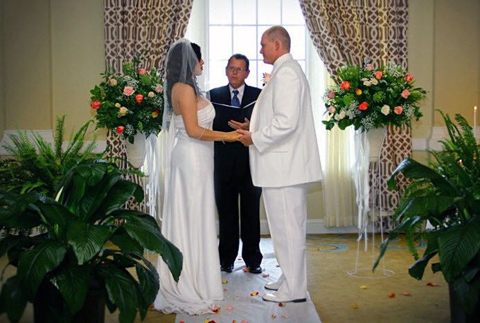 A Tampa Wedding Officiant
