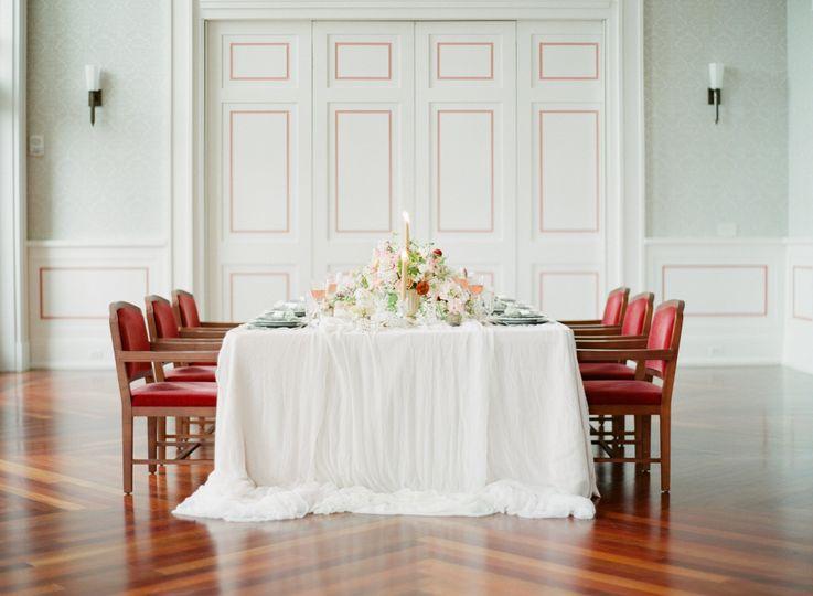 Carmel Palladium Wedding