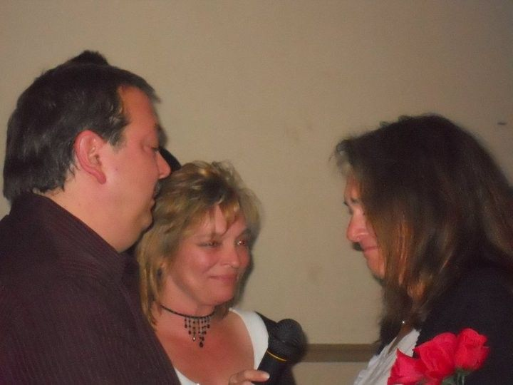 Michelle and Allen was wonderful that ll your friends and whom was in your wedding party to surprise...