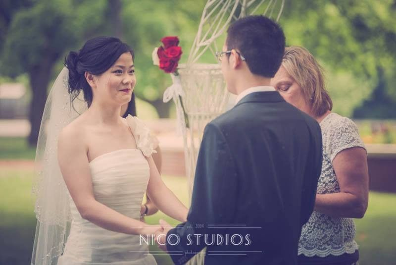Guangyu and Mei such a sweet couple!  Thank you for letting me be a part of your special day!  I so...