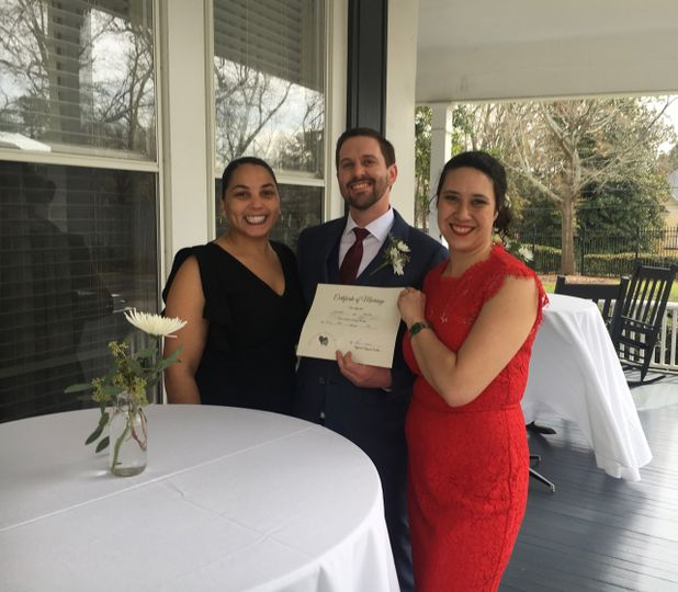 Officiantly Forever Yours Officiant Lawrenceville Ga Weddingwire