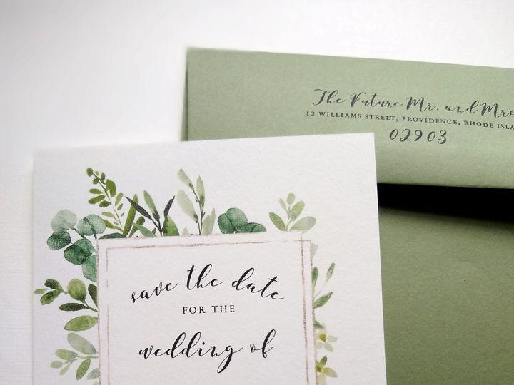 Tmx  Img 20190811 124059866 Portrait 51 107630 1570810072 Rumford, RI wedding invitation