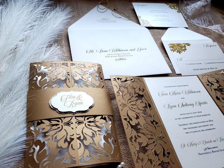 Tmx 20210329 190023 51 107630 161809850024897 Rumford, RI wedding invitation