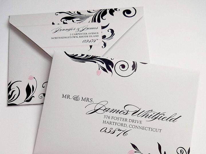 Tmx Env1 51 107630 1570810554 Rumford, RI wedding invitation