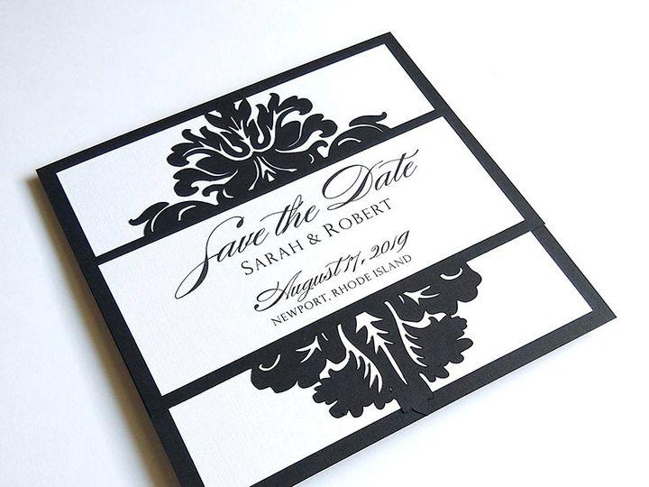 Tmx Img 20190319 122122768 51 107630 1570809964 Rumford, RI wedding invitation