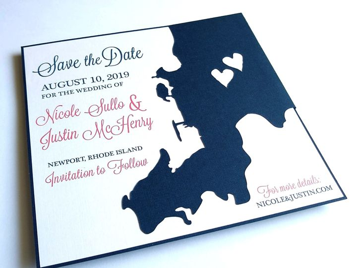 Tmx Img 20190319 122241069 51 107630 1570809980 Rumford, RI wedding invitation