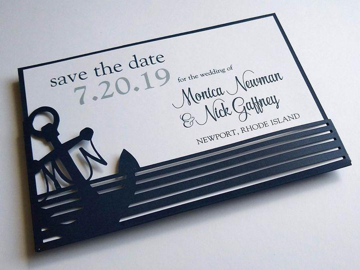 Tmx Img 20190319 123342060 51 107630 1570809852 Rumford, RI wedding invitation